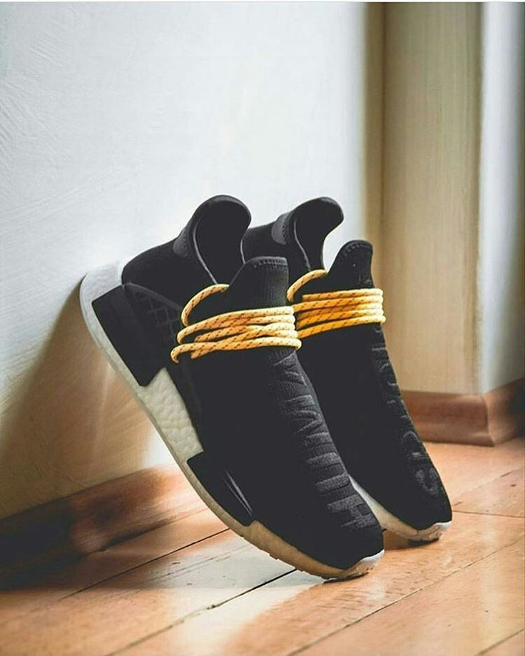 "Adidas NMD ""Human Race"" by Pharrell Williams.- Mens New Years Eve Outfit"
