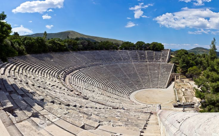 The Ancient Theater of Epidaurus (or Epidavros in modern Greek) is undisputedly one of the best-preserved Classical Greek structures in existence.  It is in fact so well preserved, that even now it is used for performances of ancient Greek drama during the annual Epidaurus Festival. This...