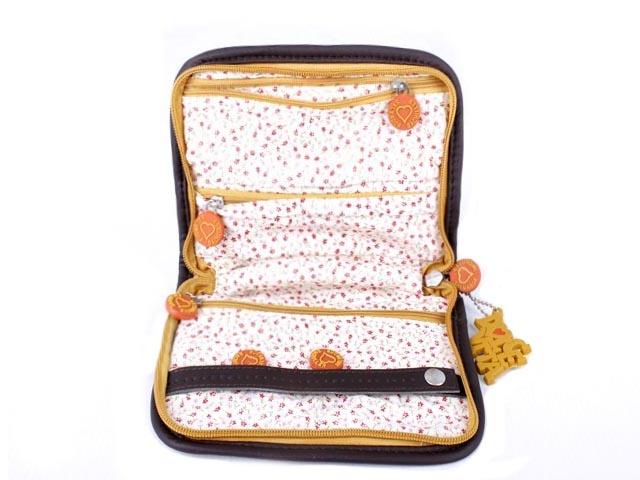 Joyero de diseño súper original para que te lo puedas llevar de viaje. ¡Guarda cómodamente todas tus cosas!