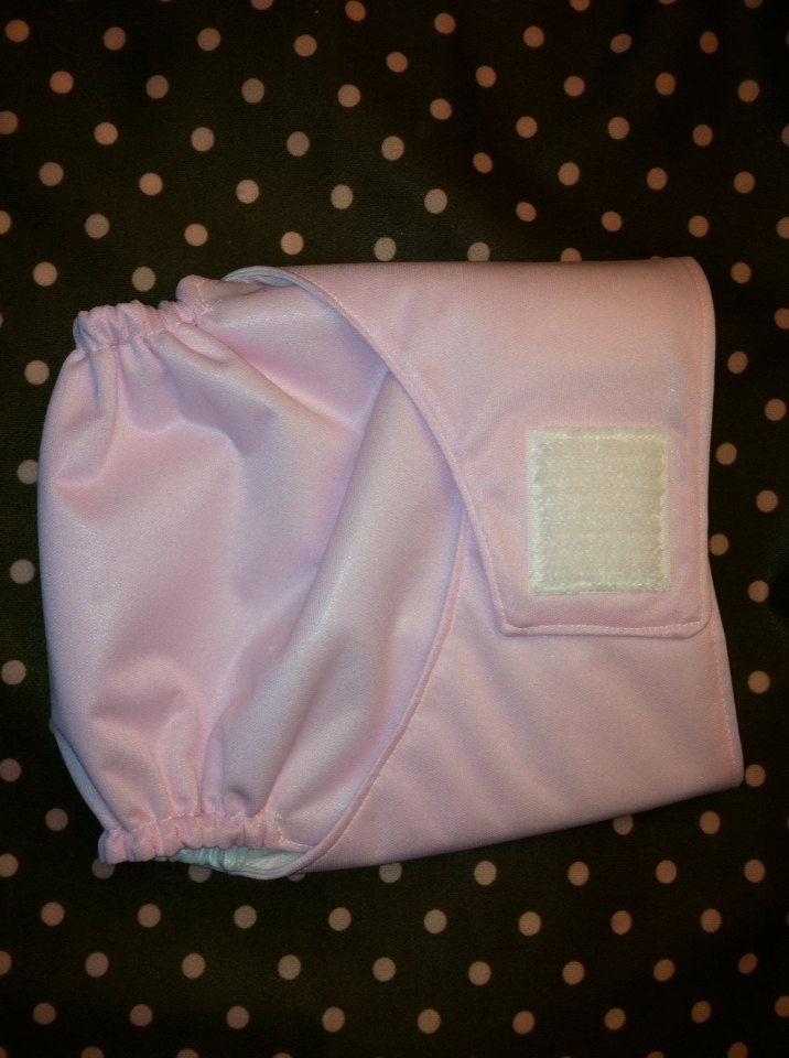 Diaper Cover by Zirt on Etsy, $5.00. Lotsa colors , snaps or aplix