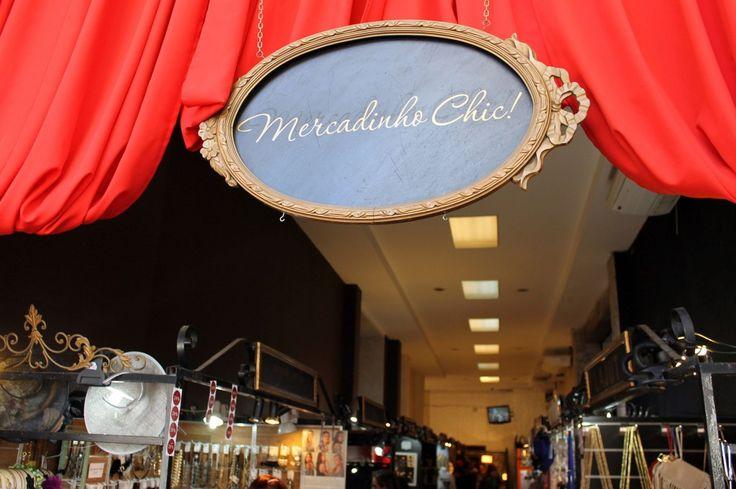 Mercadinho Chic! da rua Oscar Freire ganha versão itinerante. Confira na www.flashesefatos.com.br