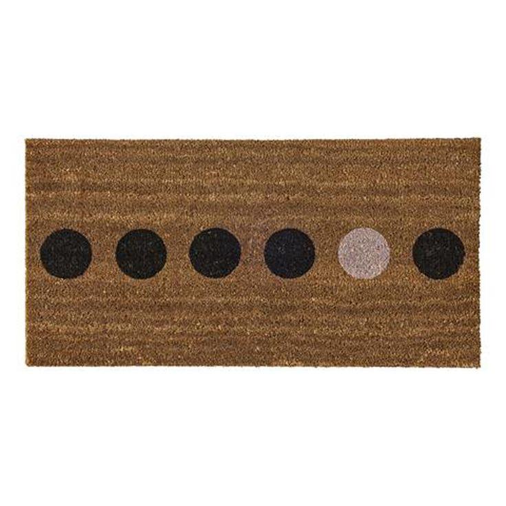 Bloomingville  Spot It - Doormat *Yours for only $49 AUD  www.granitelane.com.au