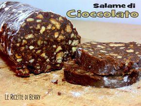 A questa ricetta tengo moltissimo, perchè il salame di cioccolato vegan è uno dei miei preferiti, salame al cioccolato senza uova, latte e burro, ...
