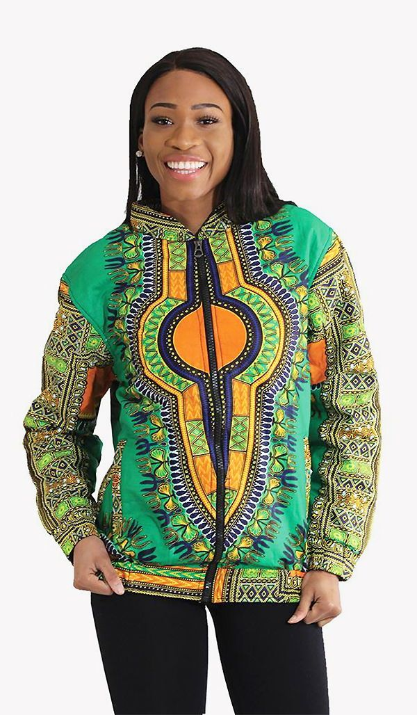 afcfe3e626 Traditional Print Coat - This comfortable and authentic African Print Coat  is the perfect addition to any wardrobe. Click through to see more African  ...