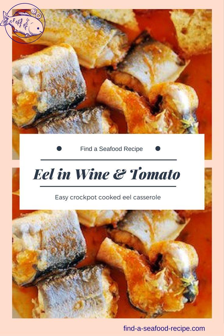 Eel Recipe