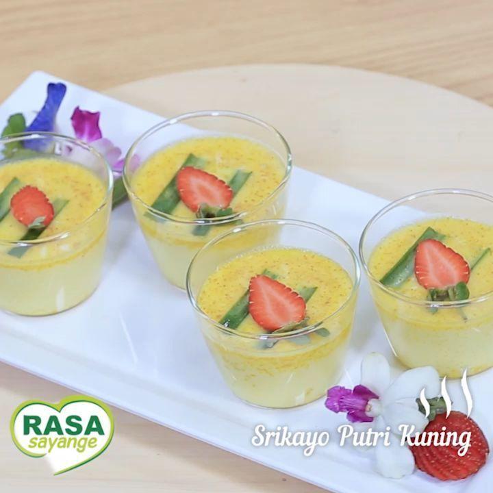 Rasasayange By Rudy Choirudin Bahan 1 Resep Gula Telur
