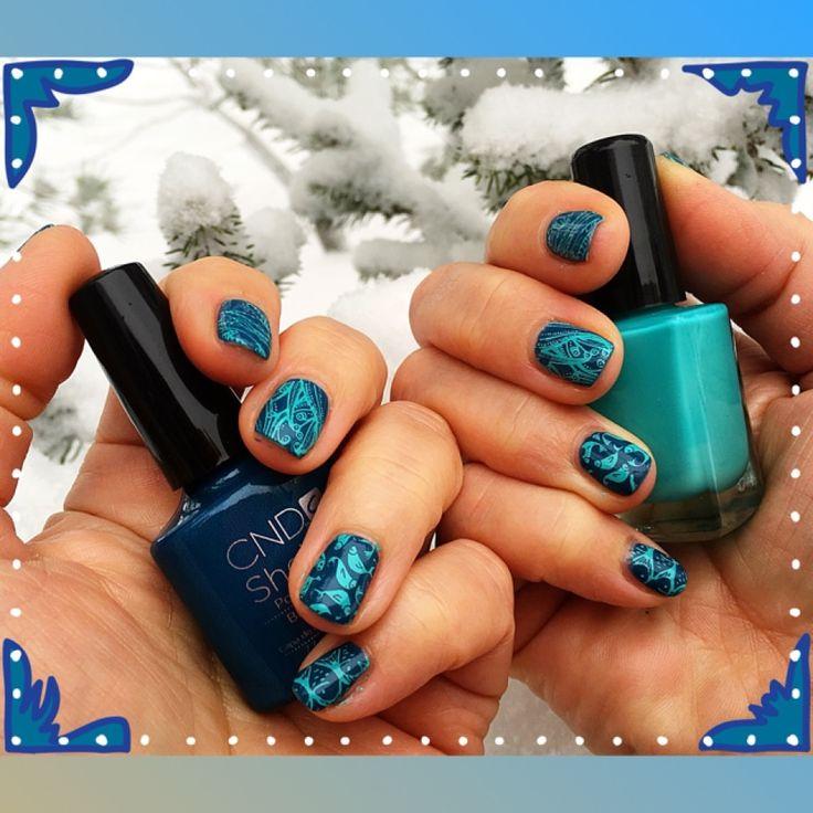 #mundodeunas #moyoulondon  #stampingnailart #shellac #nails #nailart #nailpolish #gelish #shellacnails #shellacmanicure #cnd #ногти #маникюр #шелак #гельлак#manicure #стемпинг  #beauty #beautiful #instagood #pretty #girl #girls #stylish  #nailart #art #stamping
