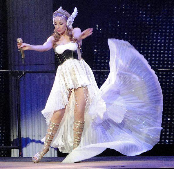 Kylie Minogue Aphrodite Tour 17 Best images about K...