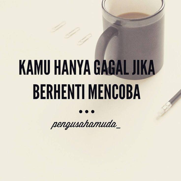 Repost @pengusahamuda_ �� TAG temen kamu yang pantang menyerah ��  Jangan menyerah pada keadaan,teruslah mencoba.  #pengusaha #pengusahamuda #pengusahamudaindonesia #pengusahaindonesia #tipsbisnis #pengusahamuslim #pengusahakeren #motivasi #bisnis #bisnismu #bisnisonline #bisnisanakmuda #motivasipagi #wirausaha #wirausahamandiri #bisnismudah #bisnis2017 #kisahsukses #sukses #peluangbisnis #indonesia #motivasiindonesia #bisnisterbaru #marketing #enterpreneur #lfl #like4like #life #tipsbisnis…