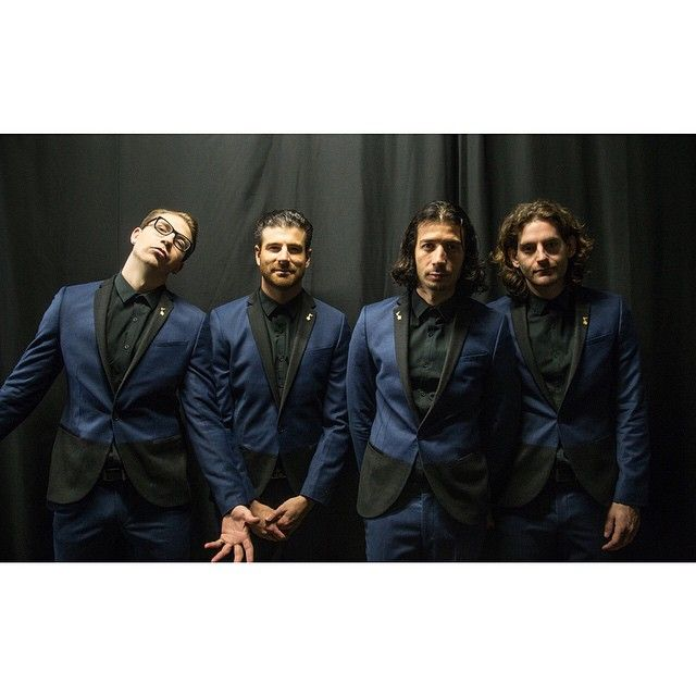 """@ournameismagic's photo: """"Ready to go for the Junos!"""""""