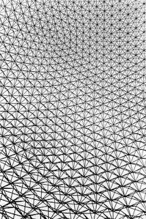 Buckminster Fuller, US pavilion Expo'67, Montreal