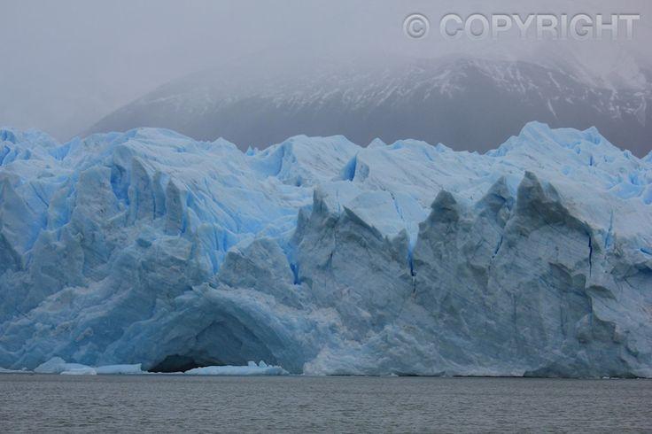 Perito Merino Glacier, Argentina, South America