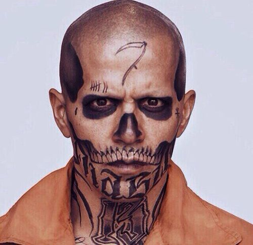 Best 25 el diablo ideas on pinterest for Suicide squad face tattoo