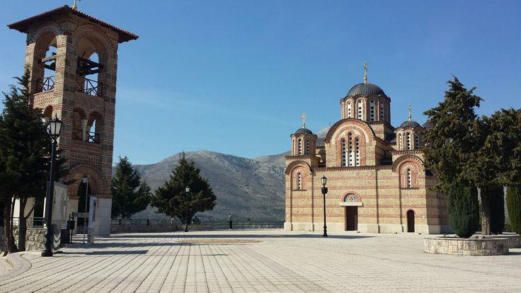 Monastery Hercegovacka Gracanica