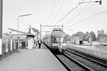 Station Voorburg