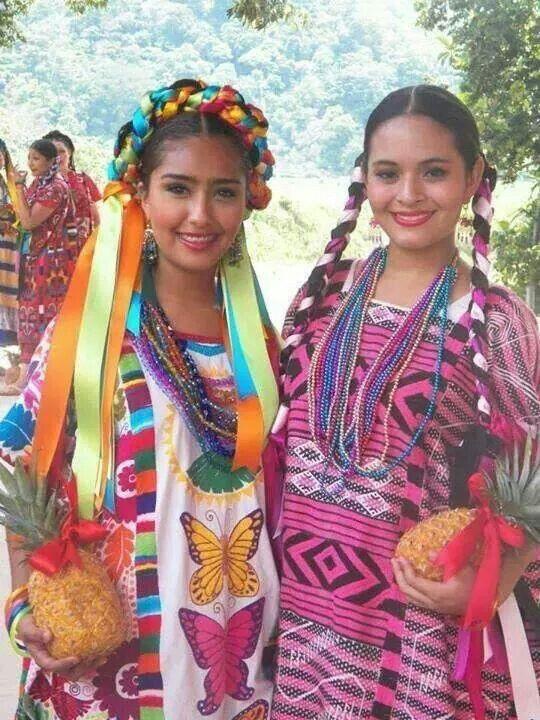 Oaxaca. La Guelaguetza