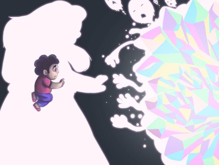 Steven Universe- The Cluster