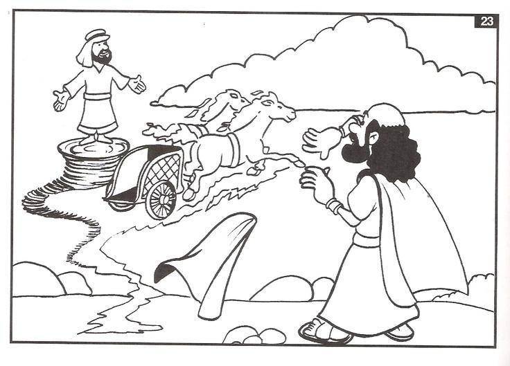 85 Best Images About Bible - Elijah On Pinterest