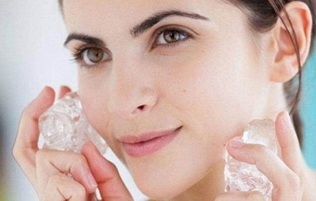 Manfaat Es Batu untuk Kecantikan