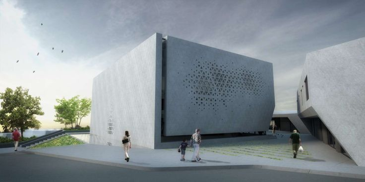 Designing a mosque entails very specific challenges for architects: the strict…