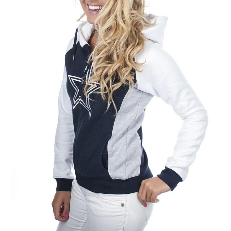 Dallas Cowboys Womens Hoodie