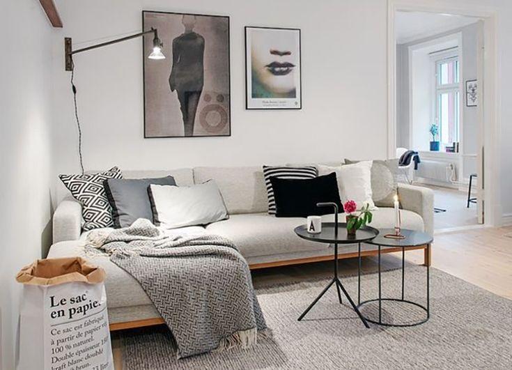 7 tips om een klein huis in te richten