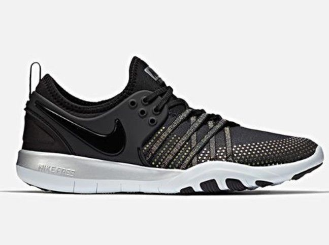 new style 3fb56 109f8 Nike Women's Free TR 7 MTLC Athletic Sniakers Running ...