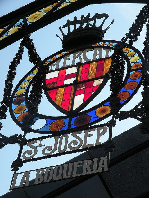 Barcelona - Mercat de Boquería