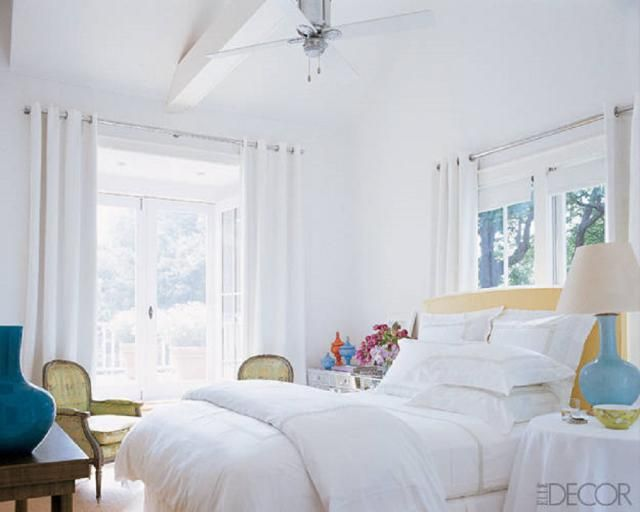 These 7 Celebrities' Bedrooms Show Off Great Decorating Tricks: Sarah Jessica Parker