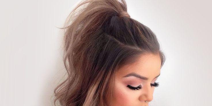 14 Hairstyles sencillísimos y bonitos para la escuela