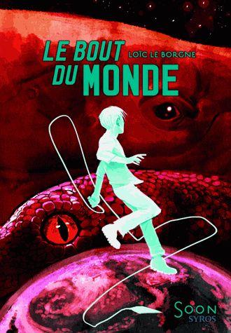 """""""Le bout du monde"""" de Loïc Le Borgne - Nash, adolescent rebelle, s'ennuie à Oméga, une ville morne et sécurisée, dominée par le virtuel. II accumule les provocations jusqu'au moment où il dépasse la ligne rouge. Il est alors condamné à effectuer des travaux d'intérêt public avec les Explos, sur le monde sauvage de Toy. Une chance pour ce jeune qui rêve d'aventure et d'évasion. Mais le vaisseau s'écrase sur la planète avant d'avoir pu envoyer un signal de détresse, et Nash est le seul…"""