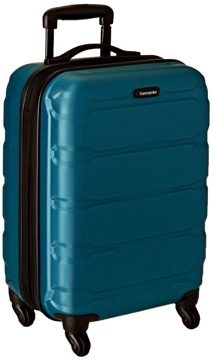 Samsonite Omni PC Hardside 20-Inch Spinner-One of the Best Lightweight Luggage