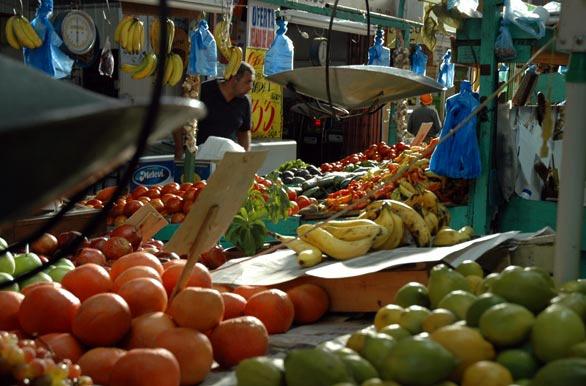Mercado - Rancagua - O´Higgins - Chile #places