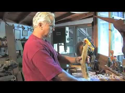 Sculptor and Actor Tony Dow in his Topanga Canyon Studio - YouTube