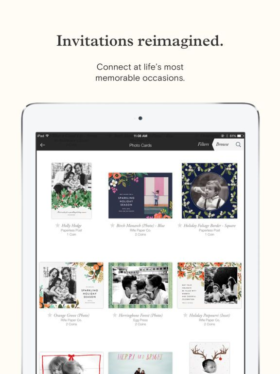 Paperless Post: Invitations, Paper Cards, and eCards by Paperless Post