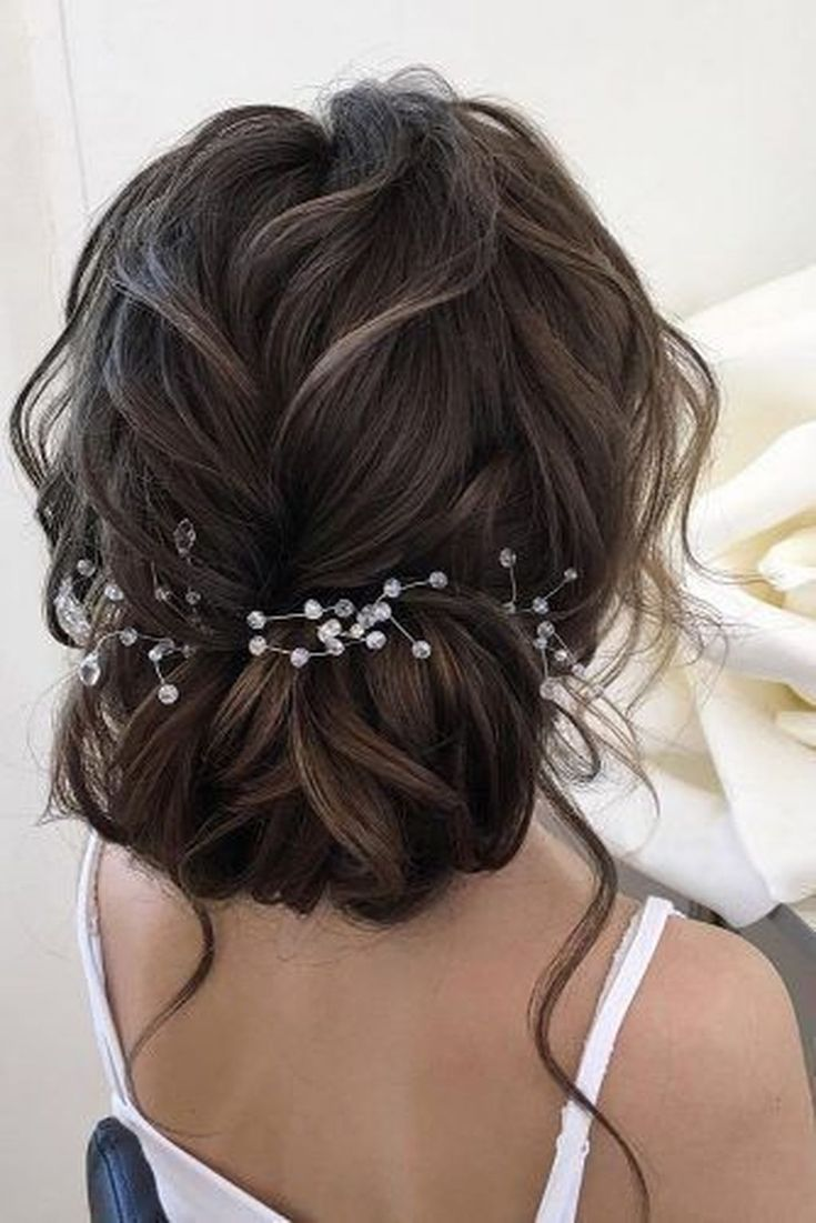 30+ Adorable Wedding Hairstyle Ideas You Will Fall In Love With