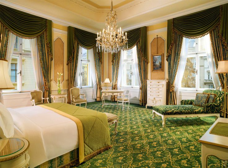 Room Imperial Hotel Vienna