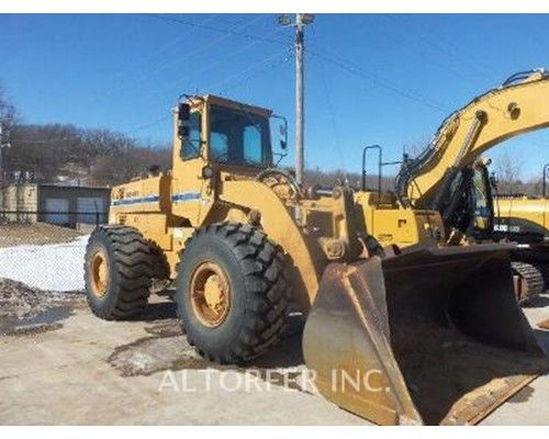 1991 Dresser 540 Wheel Loader From Altorfer In Davenport