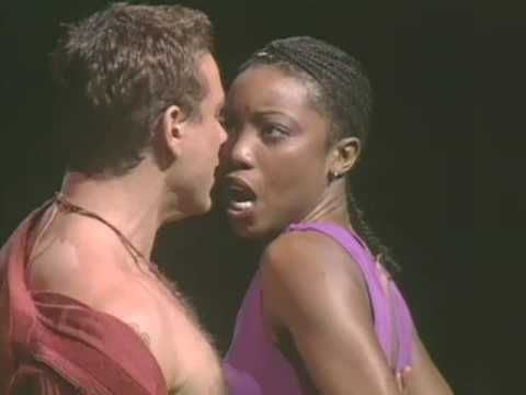 """Elaborate Lives"" from AIDA on Broadway    (I adore Heather Headley's voice and she was stunning when I saw her on Broadway ages ago)"