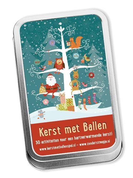 30 familie spelletjes voor een hartverwarmende Kerst. Het maakt niet uit hoe je Kerst viert - deze activiteiten weef je moeiteloos door de kerstdagen heen. Voor, tijdens of na het kerstdiner - met ...