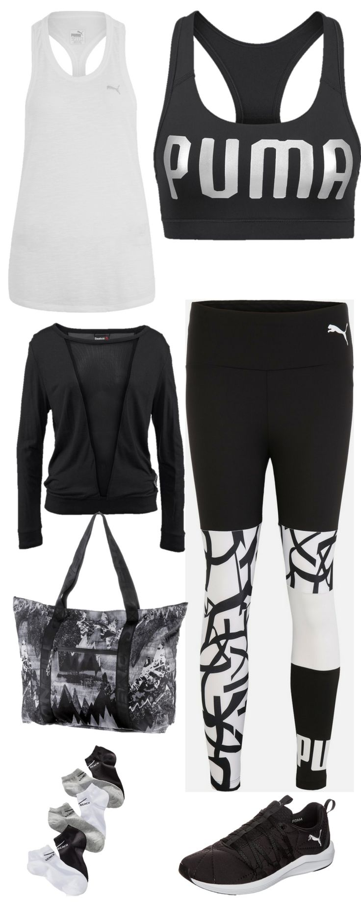 Fitness-Outfit – I could give up shopping – but I'm not a quitter – female-fitness24 Ernährung, Outfits, Blog, Workout, Motivation