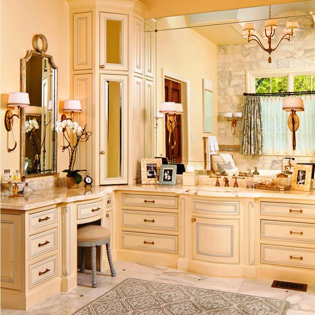 Bathroom cabinets how to combine practicality and aesthetics photo 18