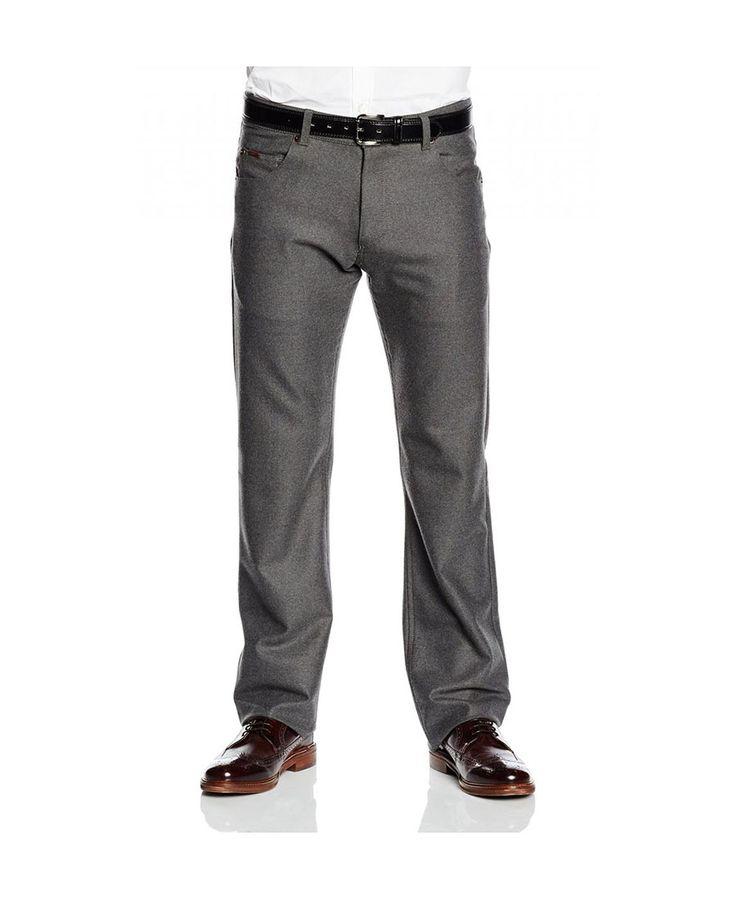 Mens trousers ARMANI COLLEZIONI 3022 Grigio - titalola.com