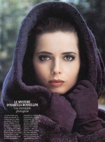 映画『不滅の恋 ベートーヴェン』出演の時の42歳には見えない美しさにうっとり♡イザベラ・ロッセリーニ