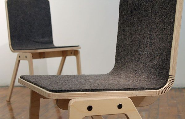 Flat-pack Series on Furniture Served