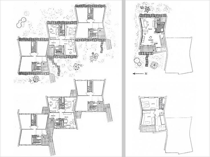 Quartiere CECA  1957 - 1957 /BBPR
