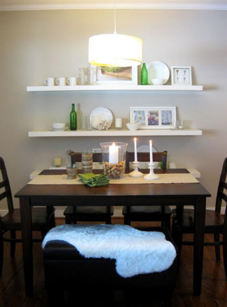 полка над кухонным столом фото пользу