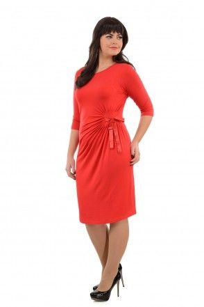 kırmızı büyük beden elbise   http://www.dolabimiseviyorum.com/sevgililer-gunu?product_id=27778
