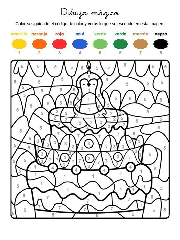 Dibujos Para Colorear Ninos 8 Anos Colorear Dibujos Dibujosparapintar Summer Coloring Pages Coloring Pages Math Coloring