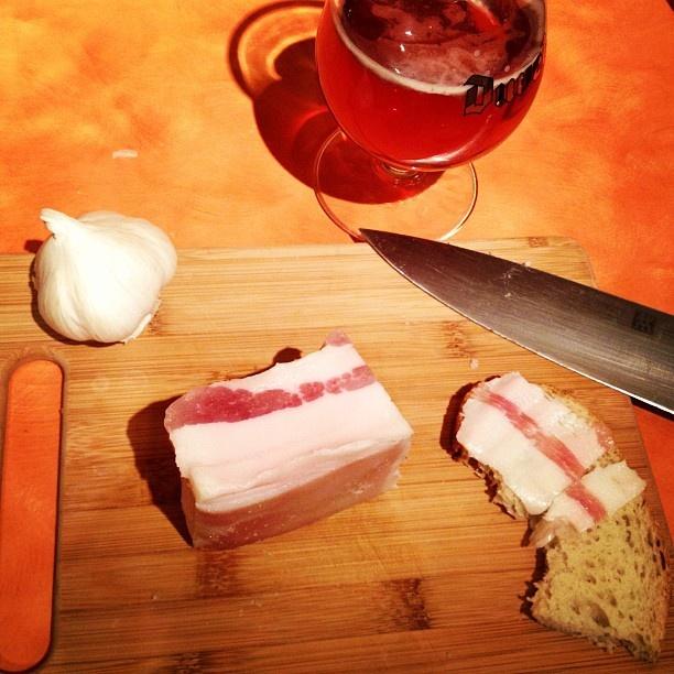 Slanina/Balkan style bacon